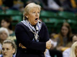 Sylvia Hatchell has stepped down as the UNC women's basketball coach following an independent review of the program. (Image: Tony Gutierrez/AP)