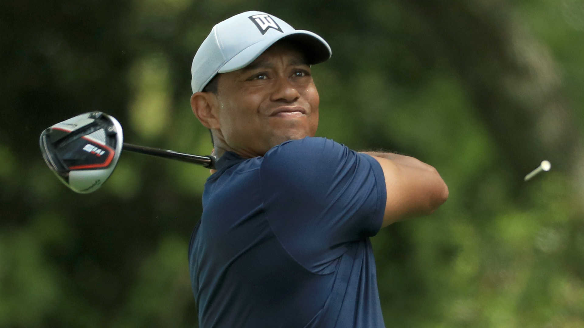 Tiger Woods Asia matches