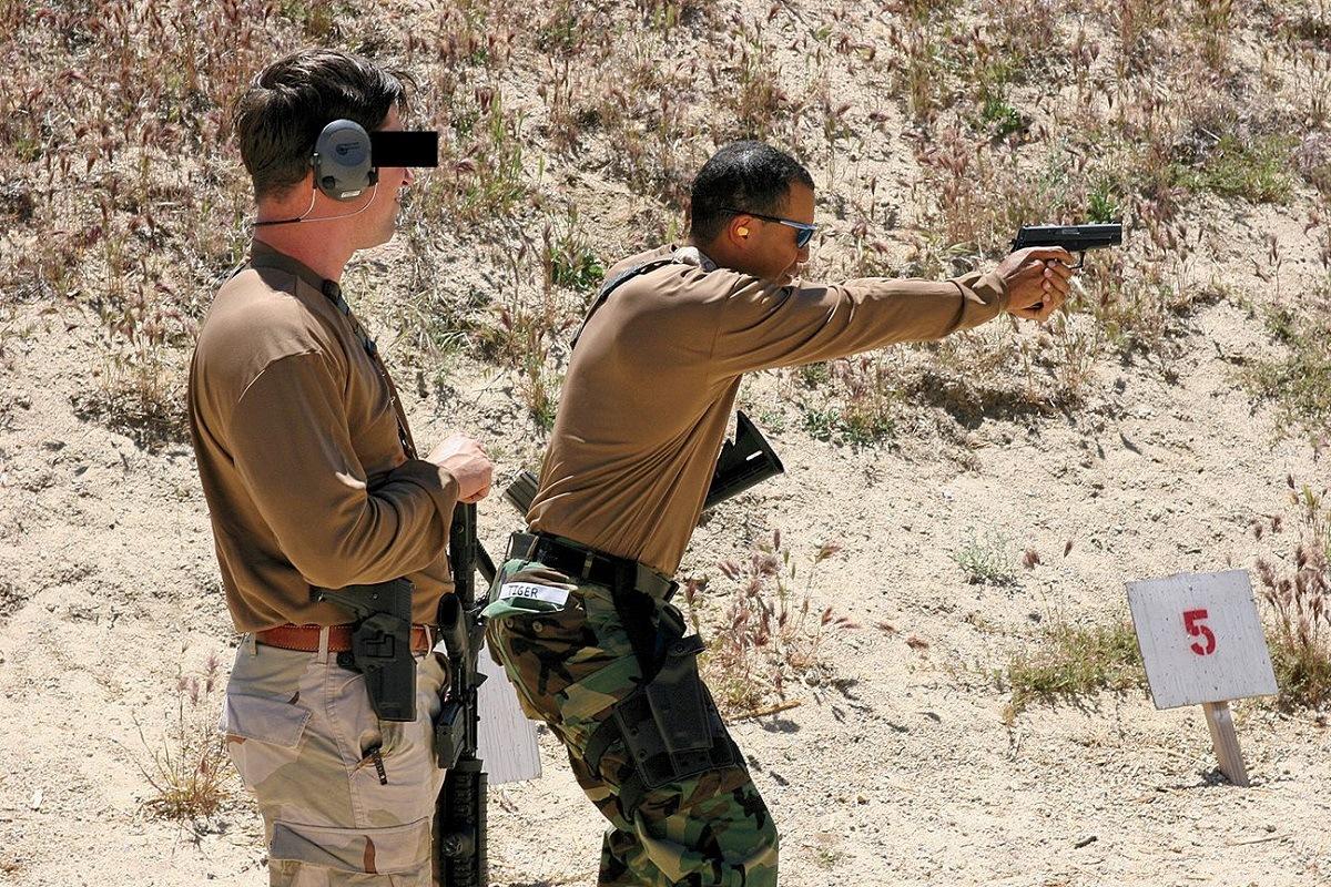 Tiger Woods Navy SEALs