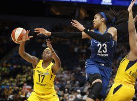 CBS Sports will televise 40 WNBA games during the 2019 season as part of a new partnership. (Image: Jerry Holt/Star Tribune/AP)