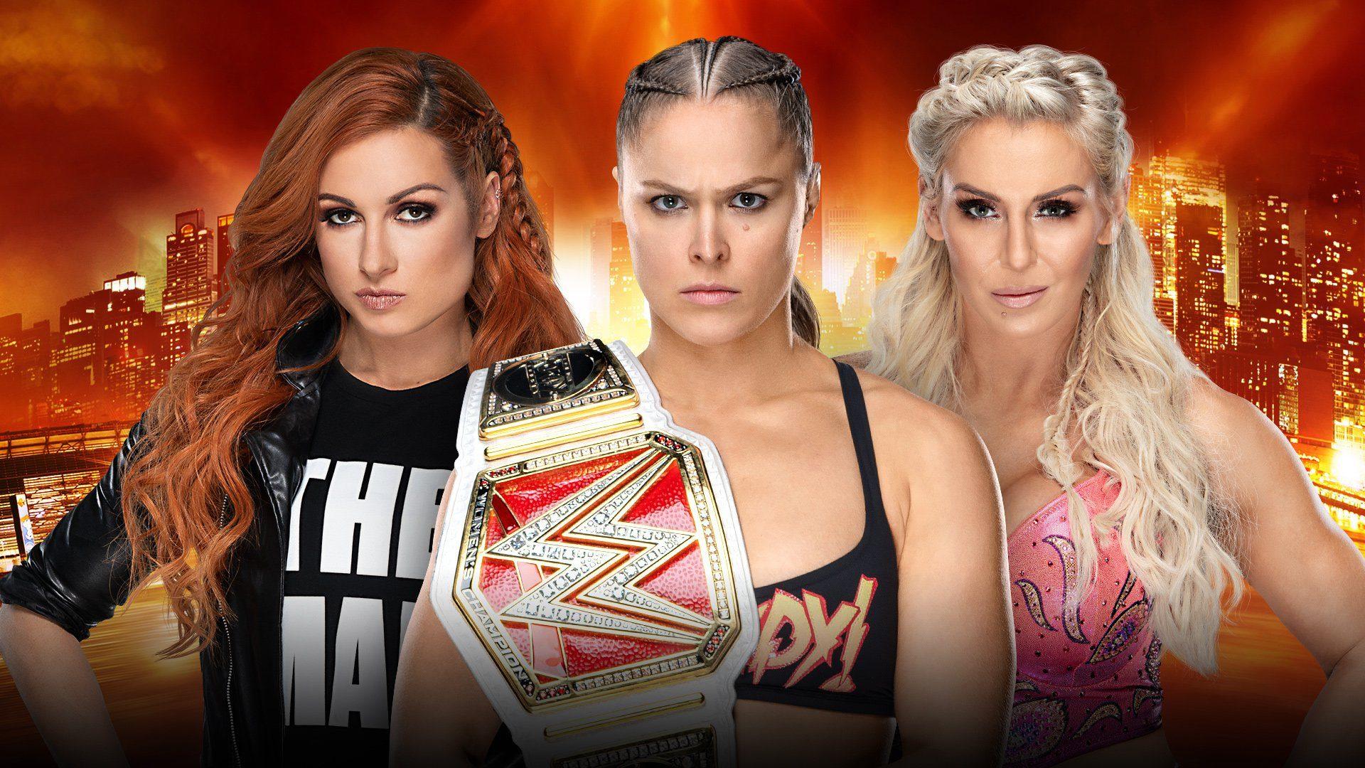 WrestleMania betting odds