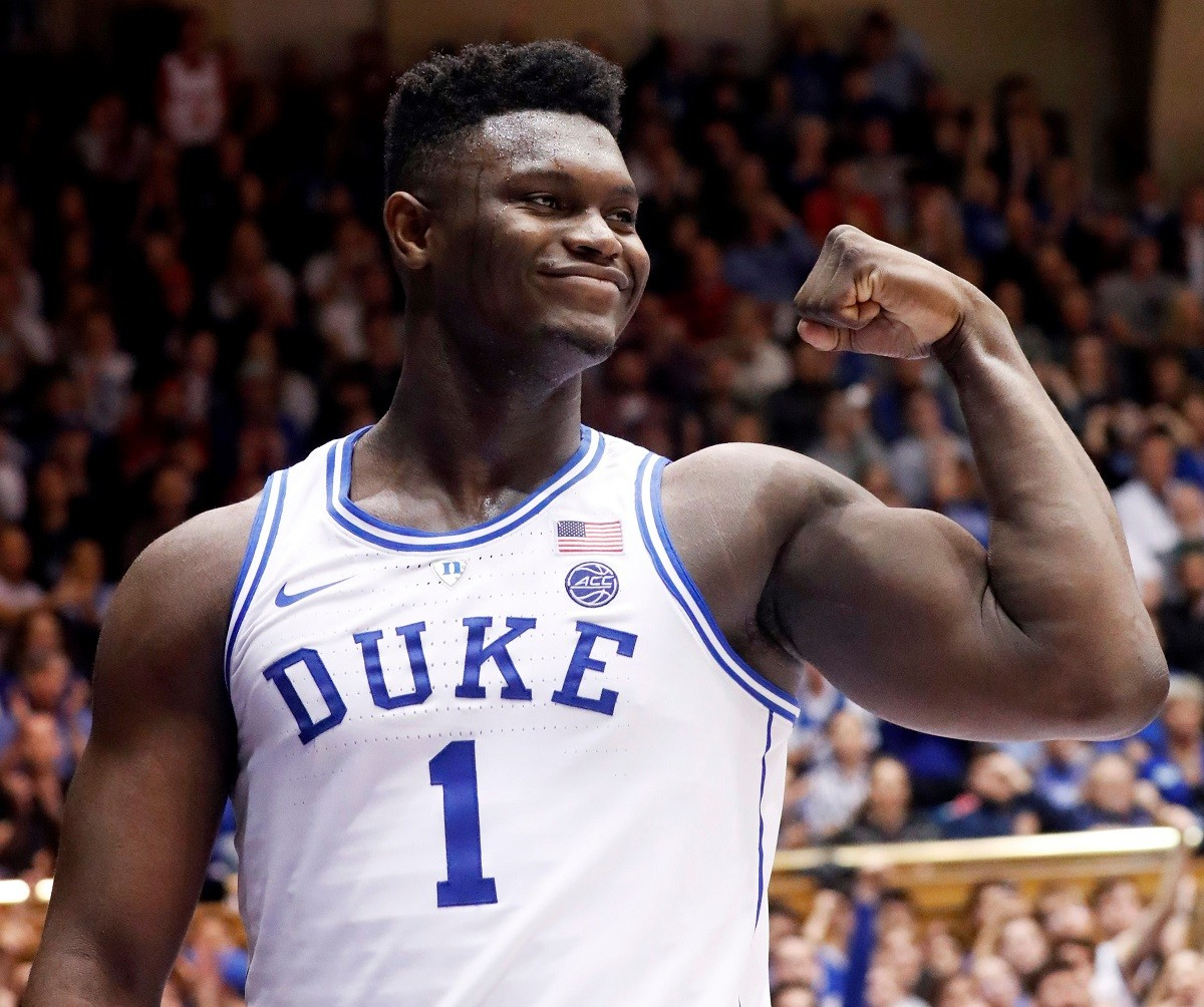 Zion Williamson Duke