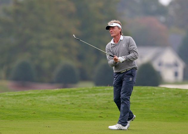 The PGA Tour Champions returns after a three-week break and Bernhard Langer is the favorite to win the Mitsubishi Electric Classic. (Image: Getty)