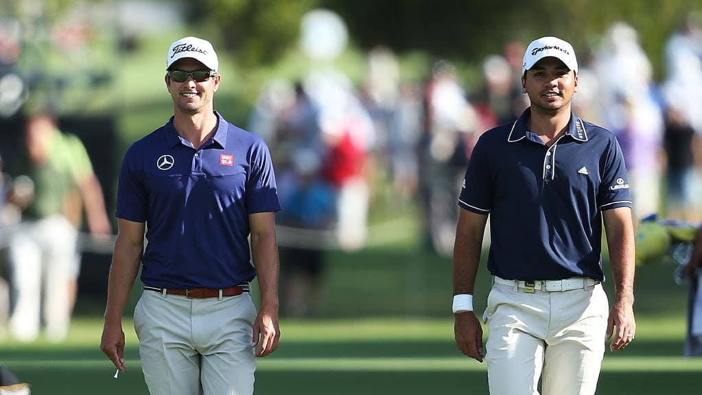 Pga Golf Chemistry Key To Team Play Success At Zurich Classic