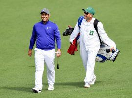Francesco Molinari has been steadily improving each time he comes to the Masters and he could finish strong this year. (Image: Augusta Chronicle)