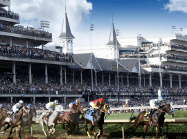 The iconic twin spires overlooking Churchill Downs symbolize America's greatest race. (Image: Churchill Downs)