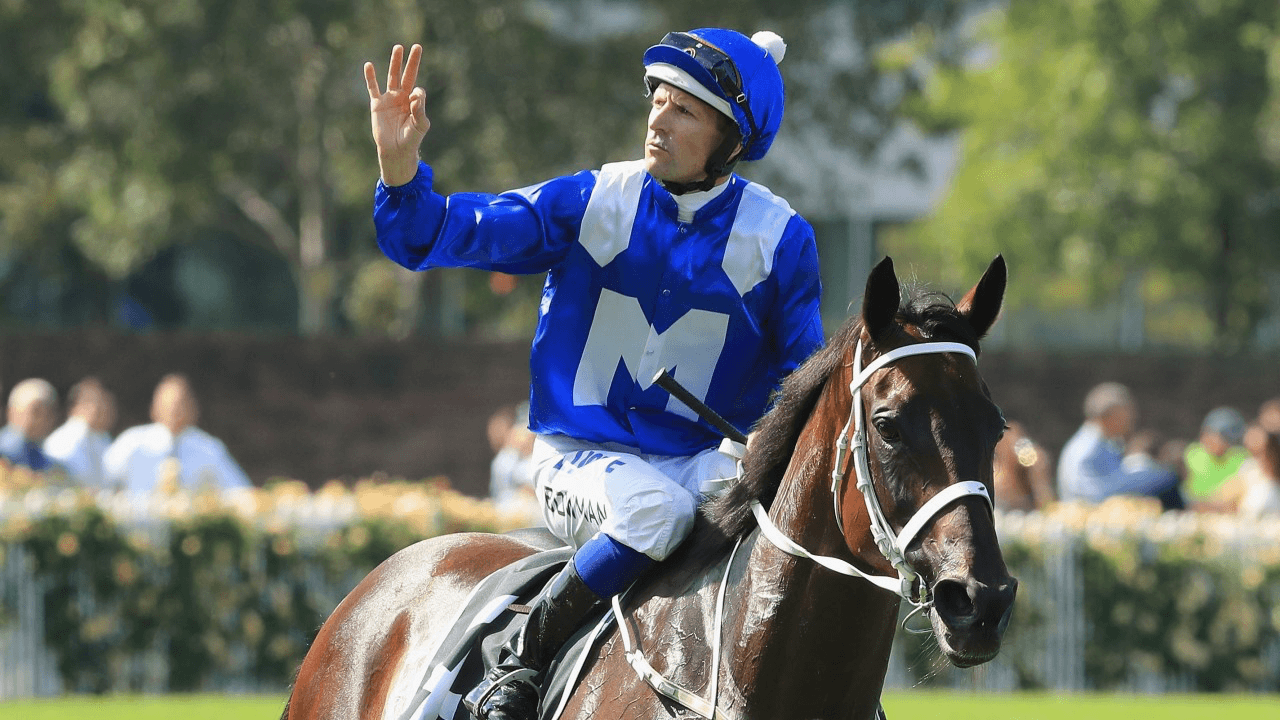 Winx says goodbye