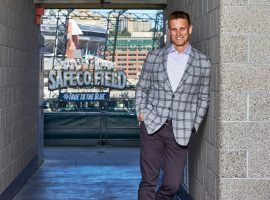 Jerry DiPoto, the general manager of the Seattle Mariners, at Safeco Field in Seattle, WA. (Image: Sports Illustrated)