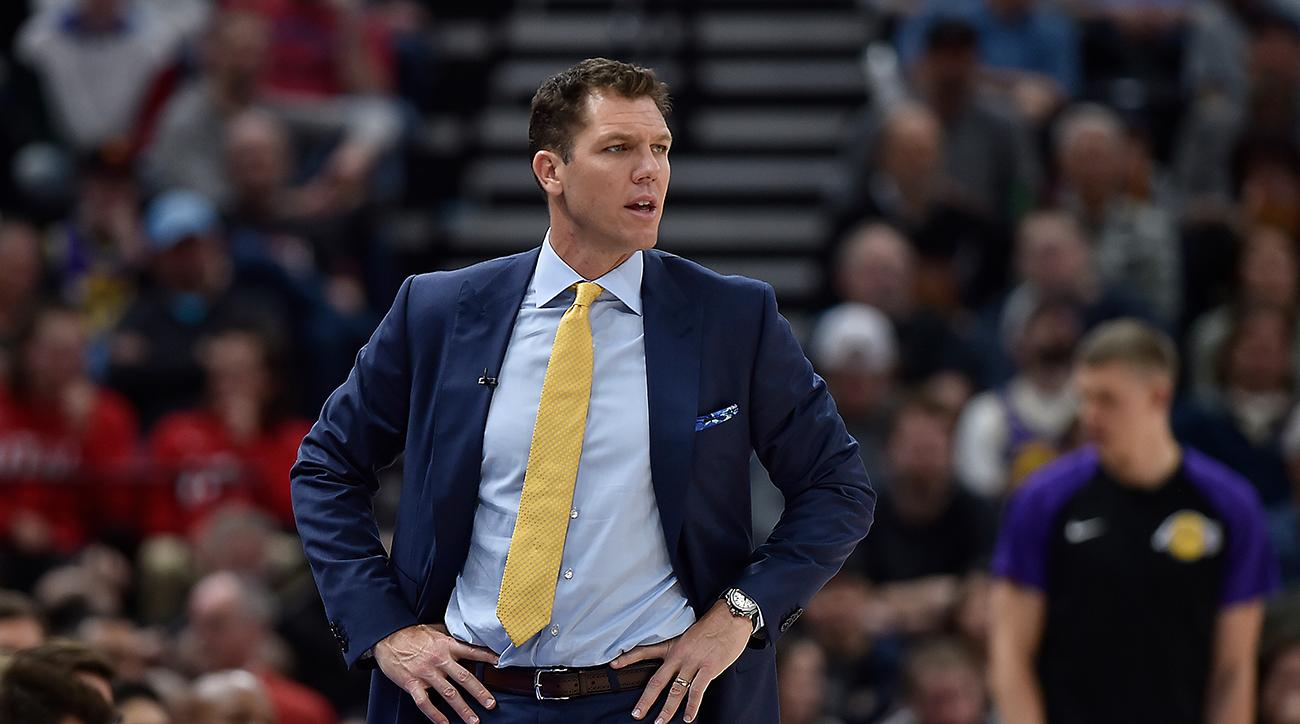 c9b5bd542a4d Recently hired Sacramento Kings coach Luke Walton is being investigated by  the team and the NBA for an alleged sexual assault. (Image  Getty)