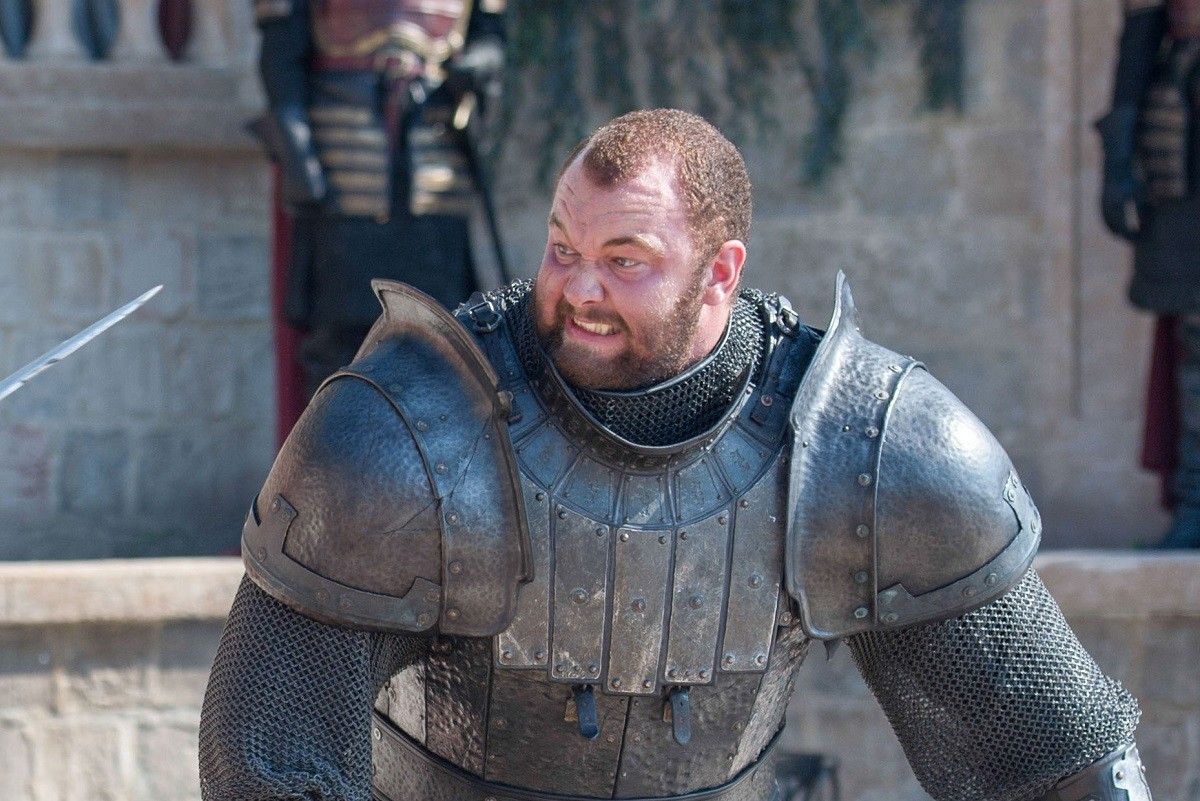 Hafthor Bjornsson The Mountain Game of Thrones