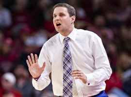 LSU head basketball coach Will Wade was reinstated by the university after being suspended for more than a month. (Image: Getty)