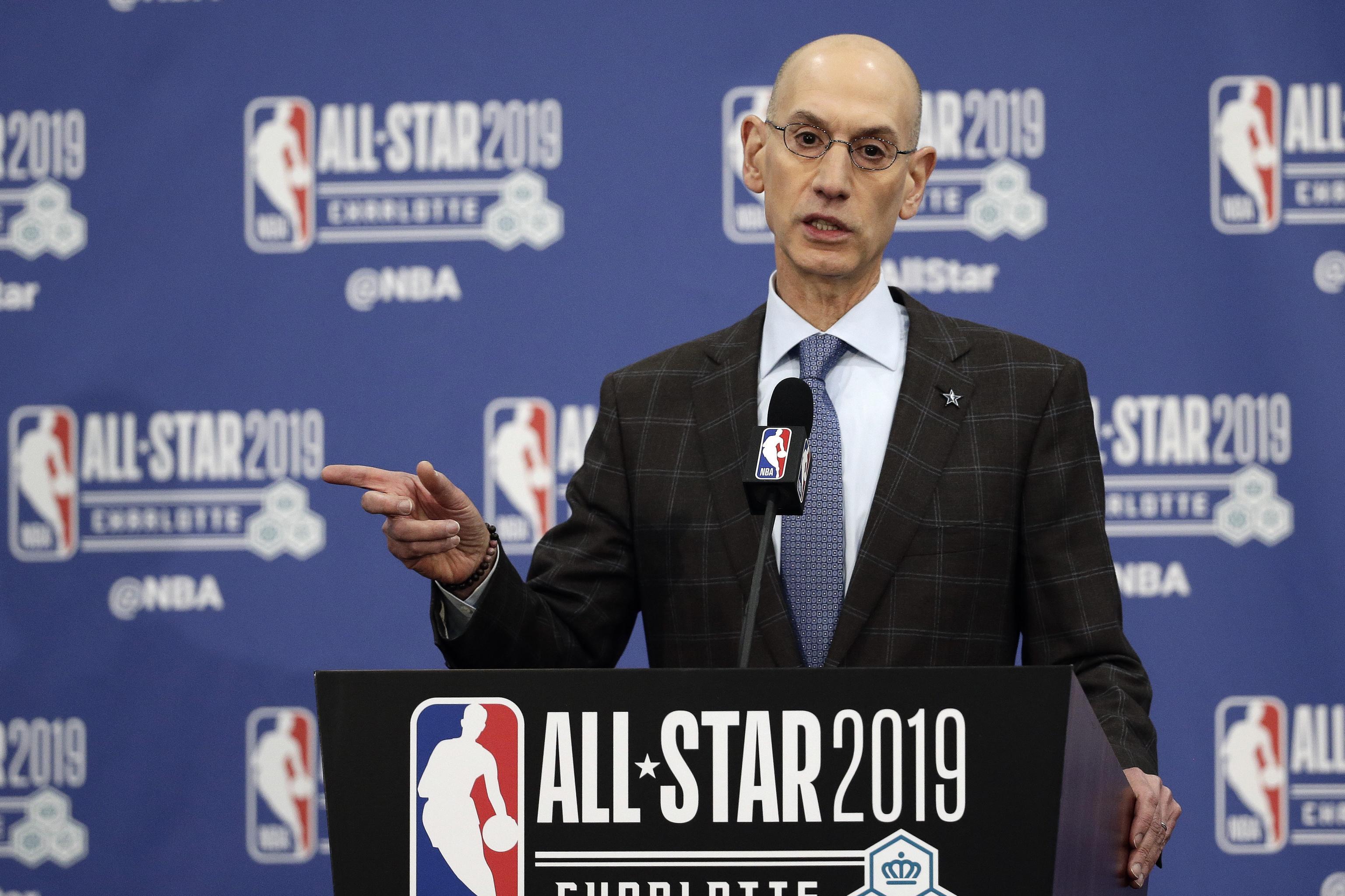 NBA Adam Silver format change