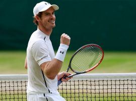 Andy Murray says he won't be able to play singles at Wimbledon this year, but that doubles is still a possibility. (Image: Adam Pretty/Getty)