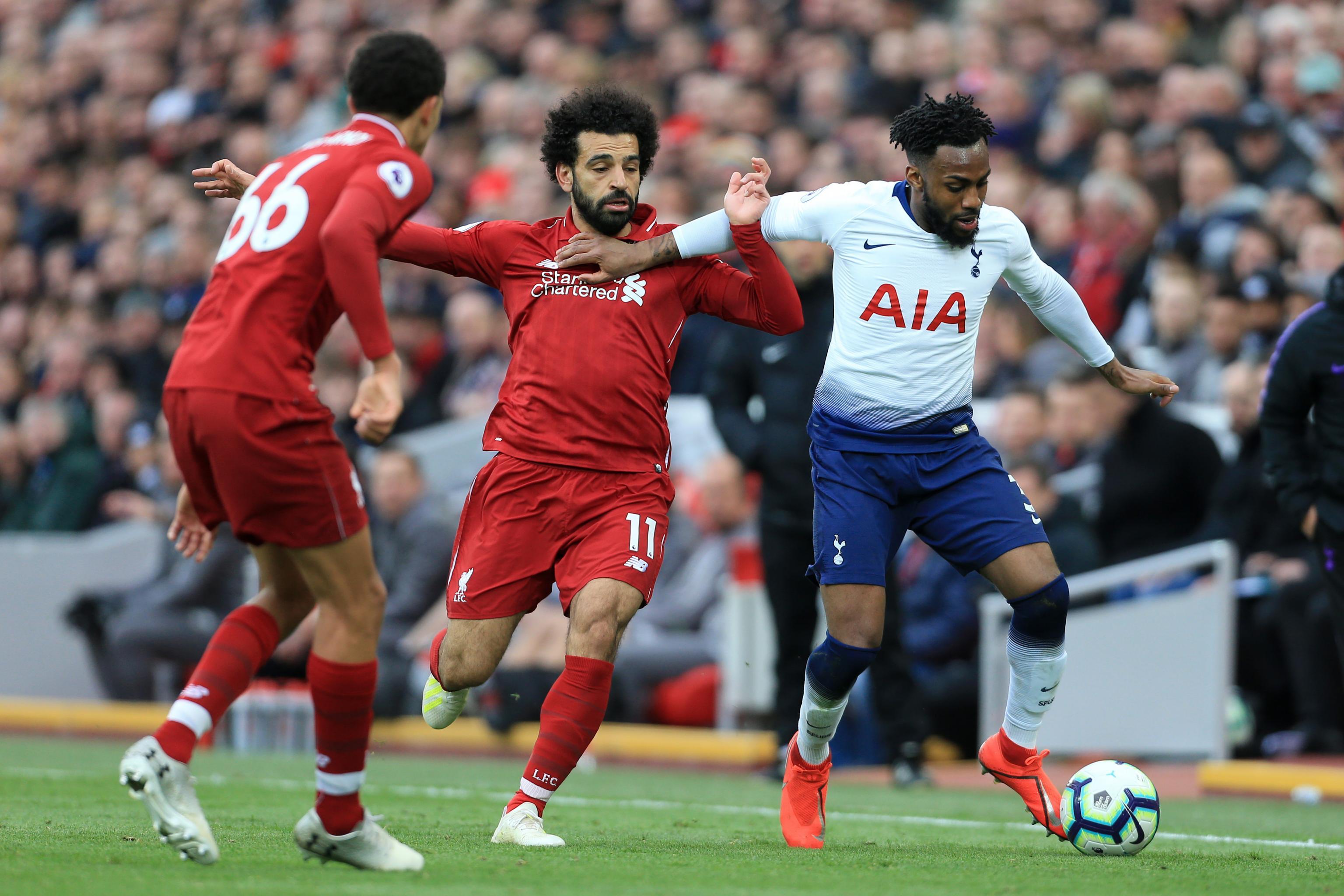Champions League final Liverpool Tottenham