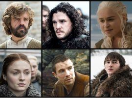 There are still several viable contenders for the Iron Throne – or what's left of it – heading into the Game of Thrones finale. (Images: HBO)