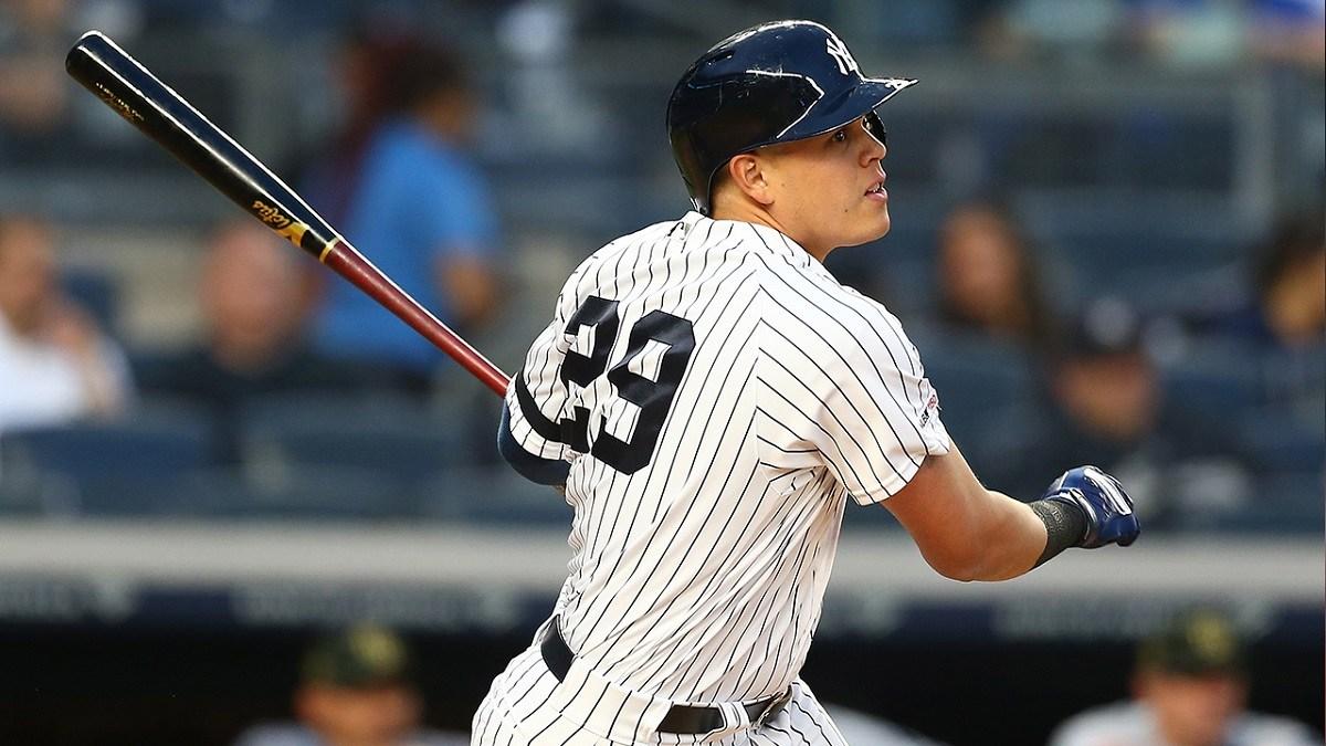 Gio Urshela Yankees