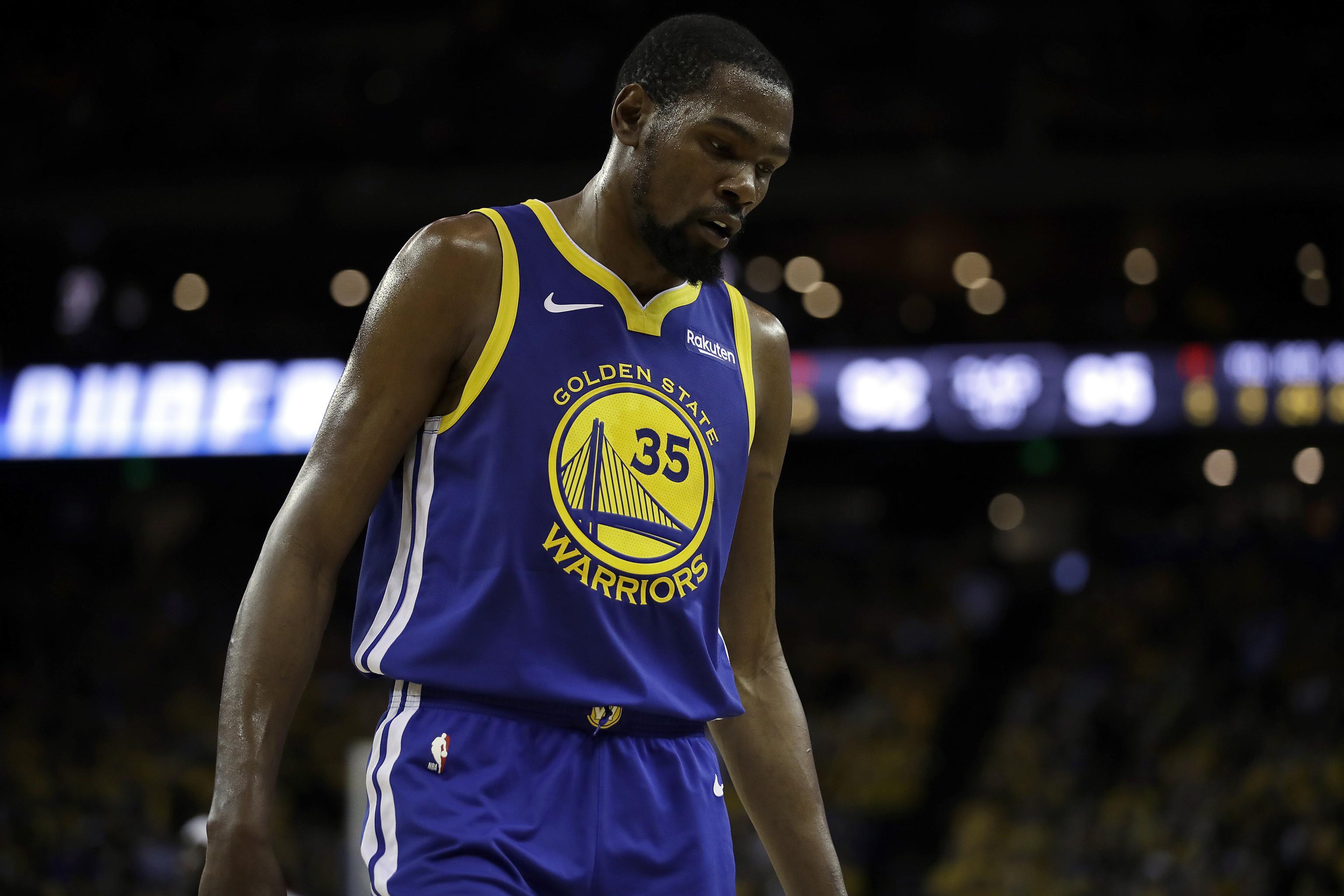 Kevin Durant injury return