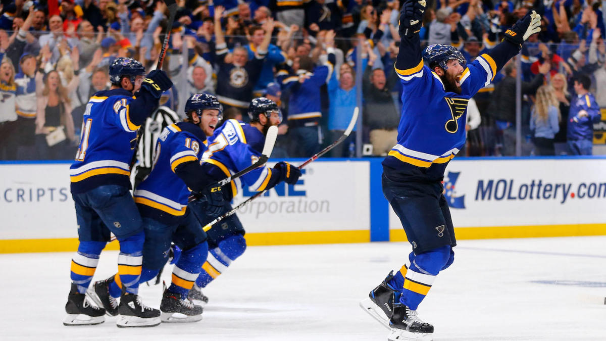 Patrick Maroon St. Louis Blues