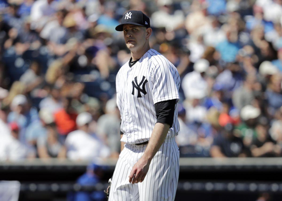 Paxton James Yankees
