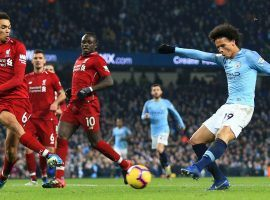 Manchester City has a one-point edge in the Premier League title race heading into the final match day of the season. (Image: Matt McNulty/Manchester City/Getty)