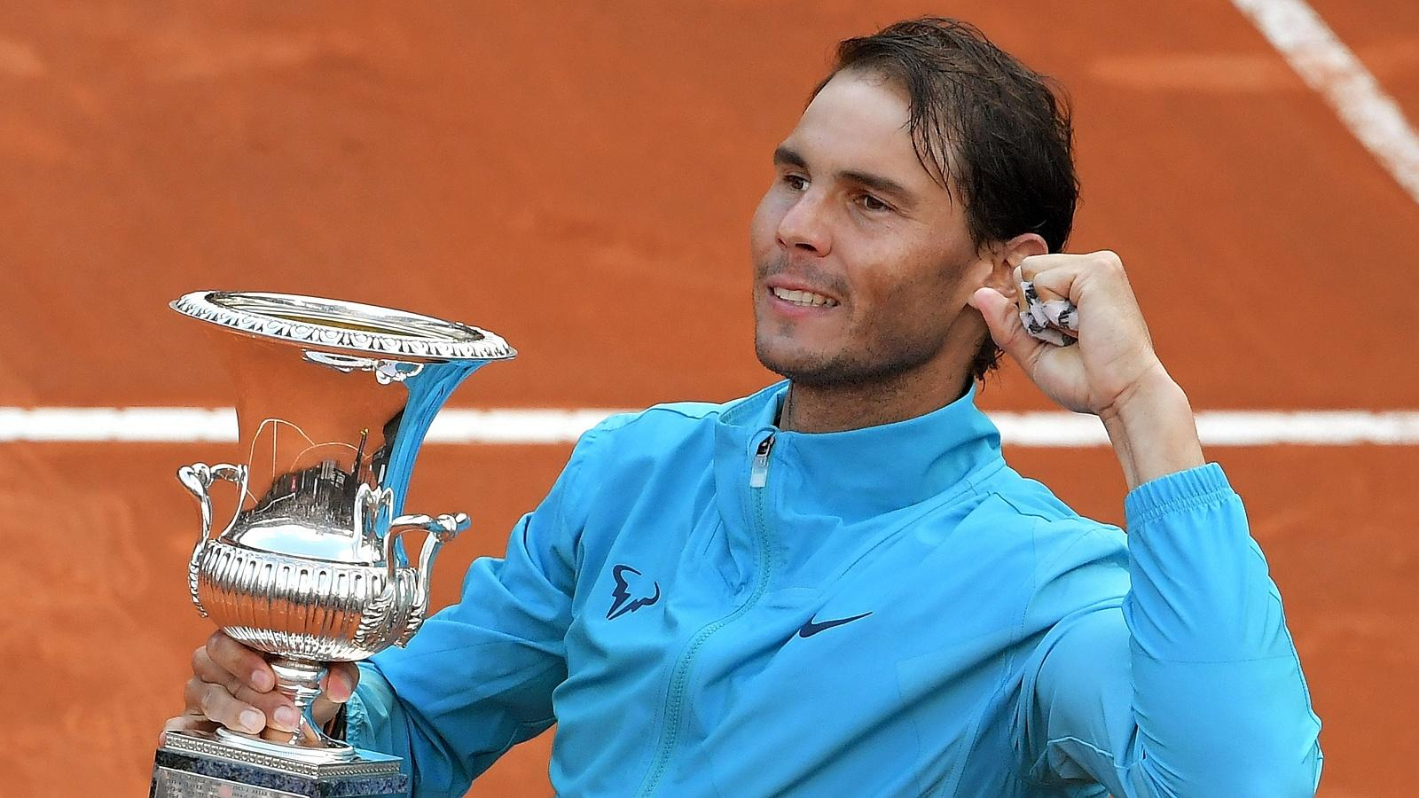 French Open Nadal Halep