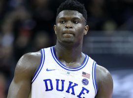Zion Williamson has no intention of going back to Duke and will likely play for the New Orleans Pelicans, according to his stepfather. (Image: Getty)