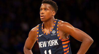 NBA Trade Rumors: Knicks Shopping Guard Frank Ntilikina
