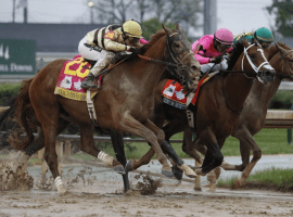 Country House (saddle cloth #20) DQ winner of 145th Kentucky Derby at Churchill Downs