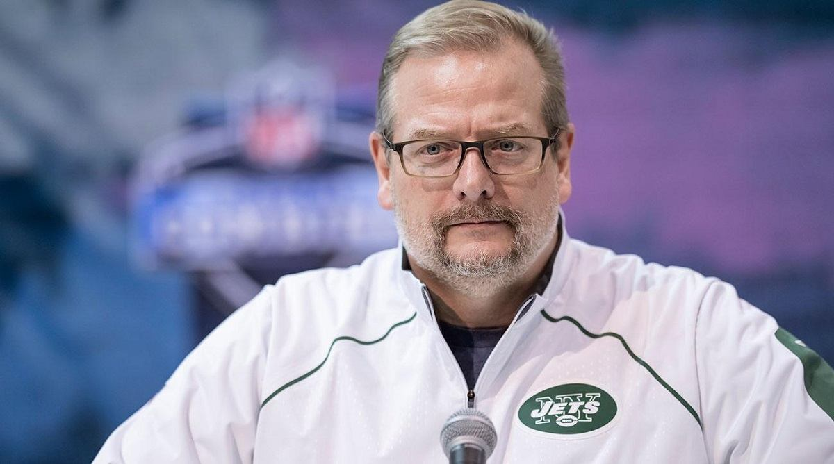 Mike Maccagnan Jets