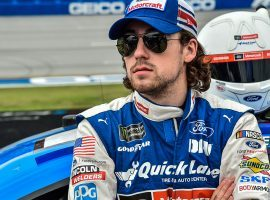 NASCAR announced it was getting rid of group qualifying, and Ryan Blaney said it was what fans wanted. (Image: LA Times)