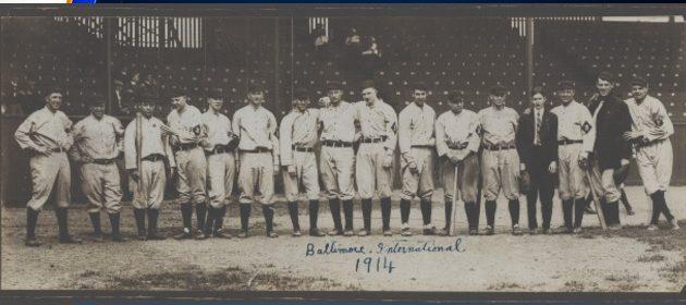 1914 Baltimore Orioles