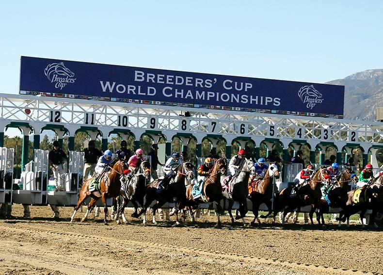 Breeders' Cup Santa Anita