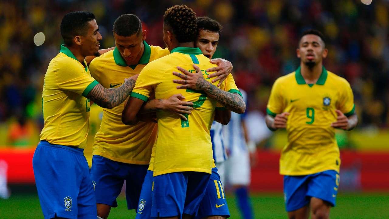 Copa America Brazil Argentina
