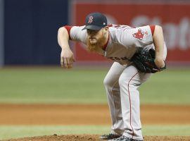 Craig Kimbrel has finally found a new team after signing a three-year deal with the Chicago Cubs. (Image: Reinhold Matay/USA Today Sports)