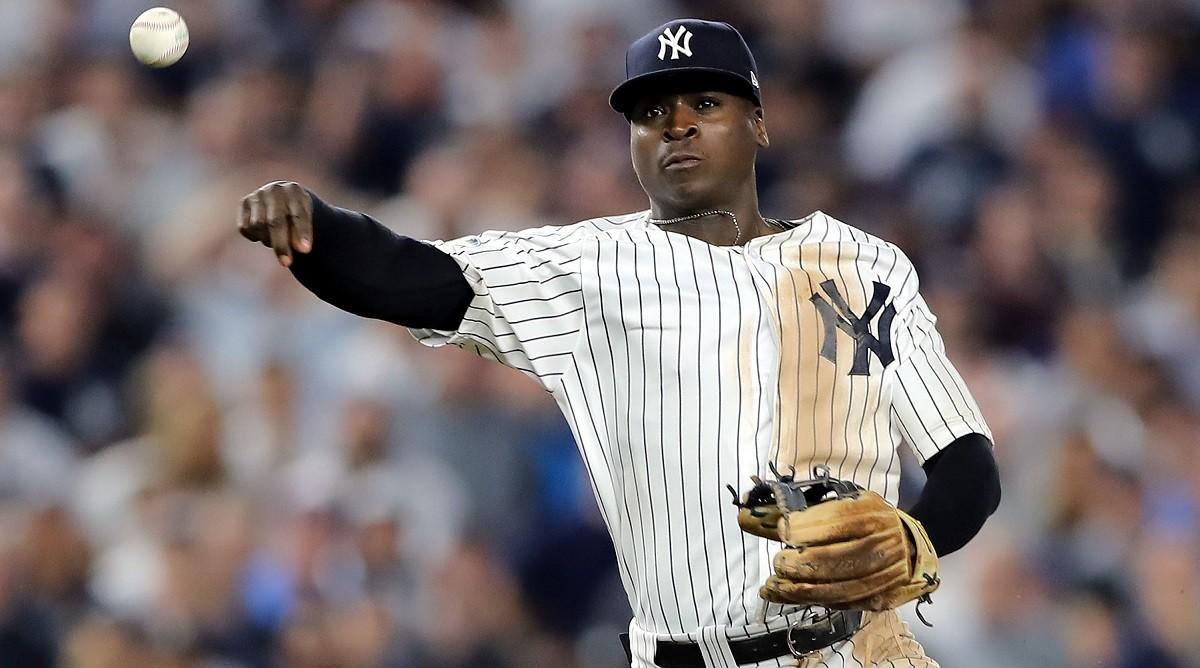 Did Gregorius Yankees