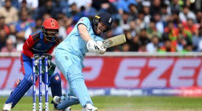 Cricket World Cup: Eoin Morgan Has Record Day at Bat for England vs. Afghanistan (Video)