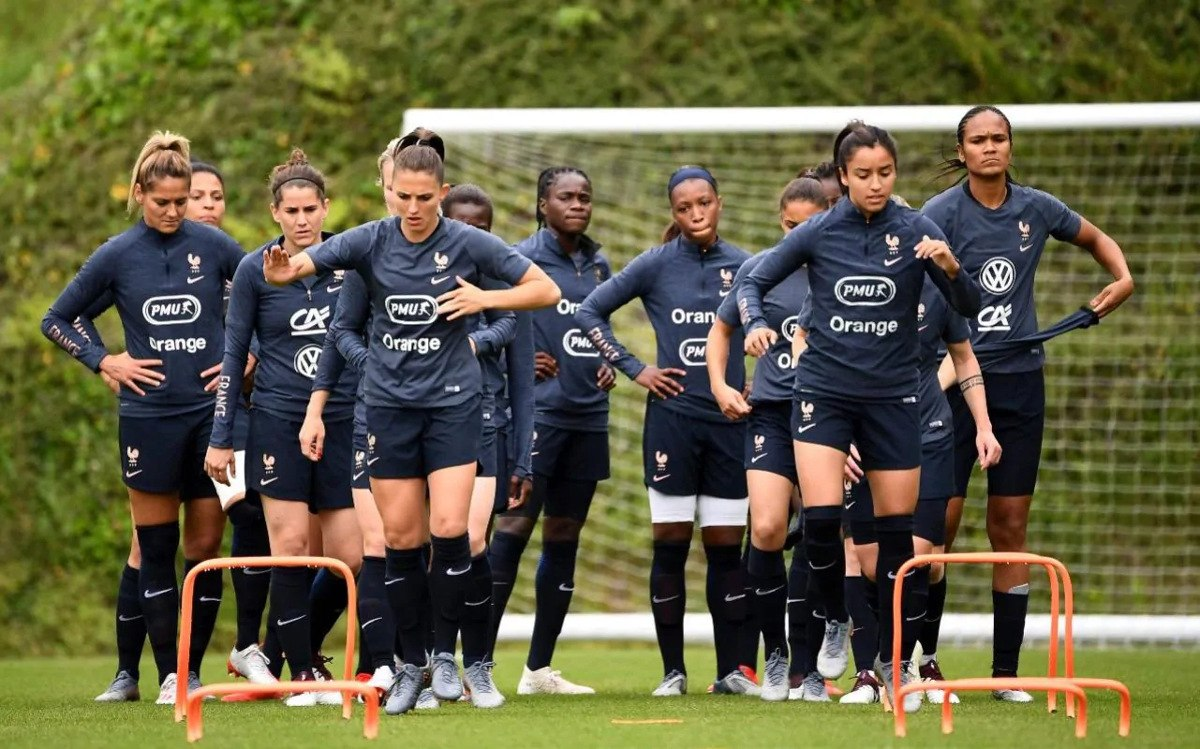 France Women's World Cup