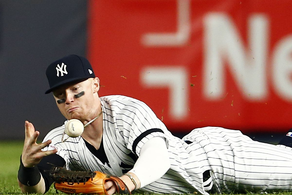 Clint Frazier Yankees