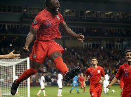 Jose Altidore scored the only goal in the USA's 1-0 win over Panama at the Gold Cup on Wednesday. (Image: Getty)