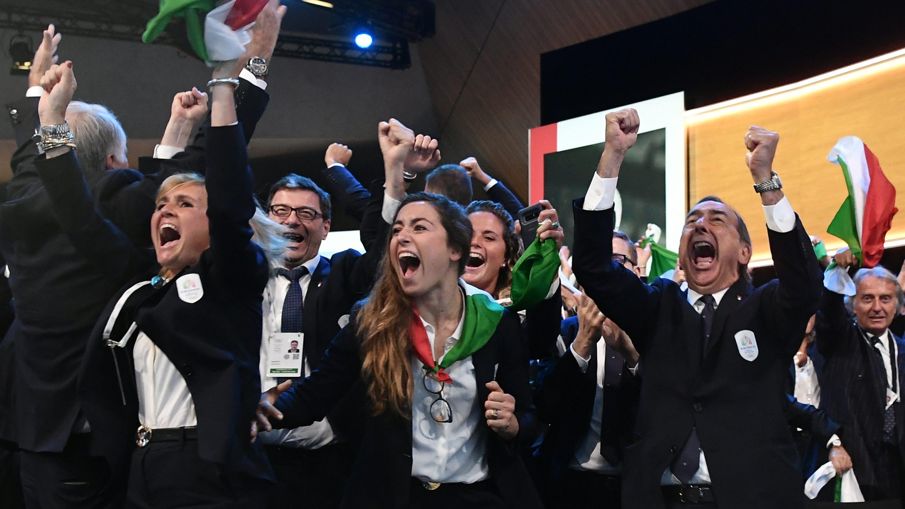 Italy Winter Olympics 2026