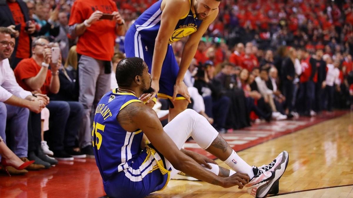 Kevin Durant Injured