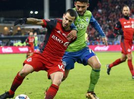 MLS clubs will now be allowed to sell jersey and stadium sponsorships to sports betting firms. (Image: Kevin Sousa/USA Today Sports)