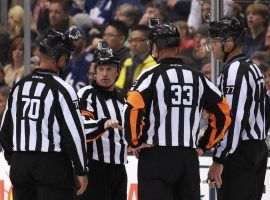The NHL will be introducing a number of rule changes in response to controversies that occurred during the Stanley Cup Playoffs. (Image: Steve Russell/Toronto Star)