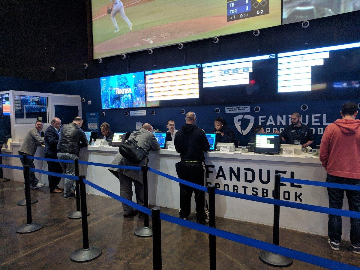 New Jersey Nevada sports betting