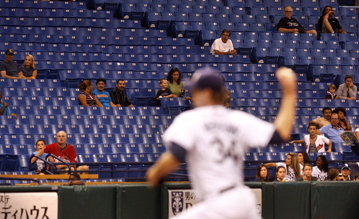 Tampa Bay Rays Poor Attendance