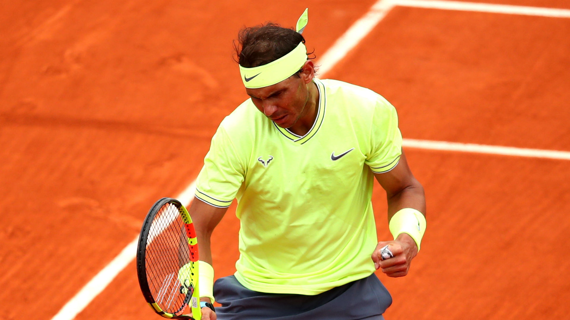 Nadal Barty French Open