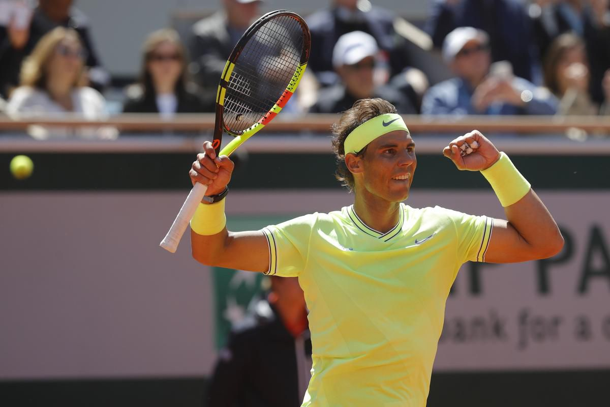 Rafael Nadal French Open