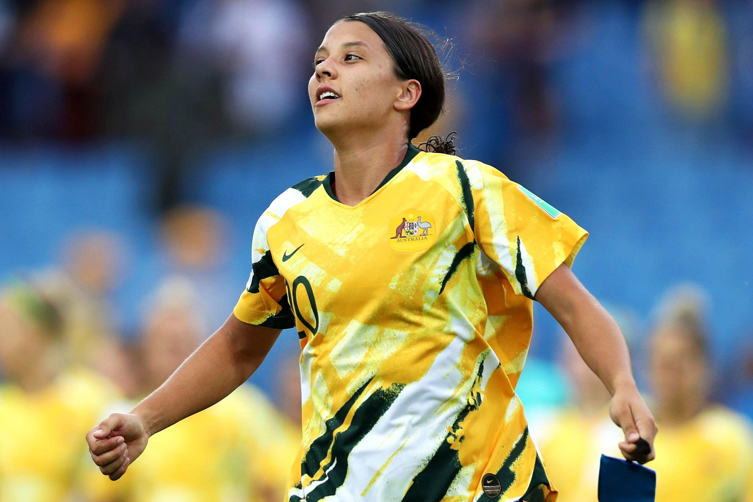 Women's World Cup update