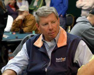 Poker Player Mike Sexton