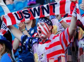The United States will take on France in a highly anticipated quarterfinal match at the Women's World Cup on Friday. (Image: CBS Sports)